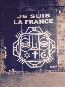 Je suis la France Dacruz